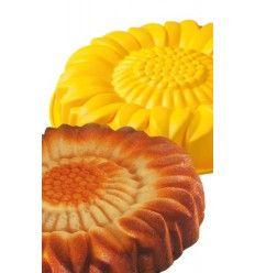 Molde silicona forma Girasol