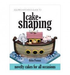 Libro guía para esculpir tartas - Cake shaping