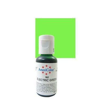 Colorante en gel Electrico Verde Americolor 21 gr