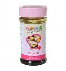 Aroma en pasta sabor pistacho, 100gr
