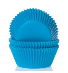 Mini cápsulas Azul cian 60 Ud