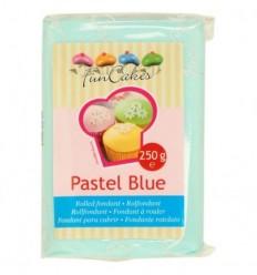 Fondant Funcakes Azul Pastel 250 gr