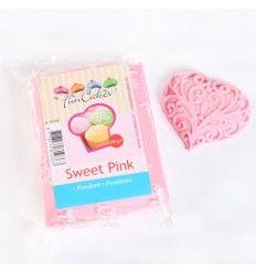 Fondant Funcakes rosa 250 g