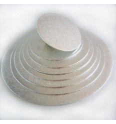 Base redonda 4 mmm - 30 cm