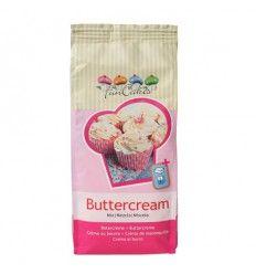 Mezcla para Crema de Mantequilla (Buttercream) FunCakes 500g
