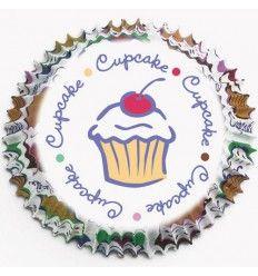 Cápsulas Wilton dibujo cupcake - M